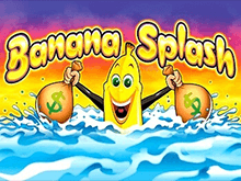 Banana Splash 777 в автоматах Вулкана