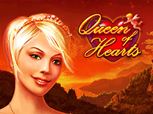 Автомат Queen Of Hearts от Вулкана 777